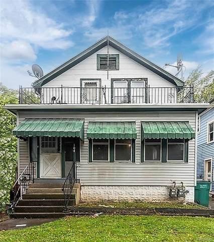 104 Stevens Avenue, Buffalo, NY 14215 (MLS #B1368104) :: Robert PiazzaPalotto Sold Team
