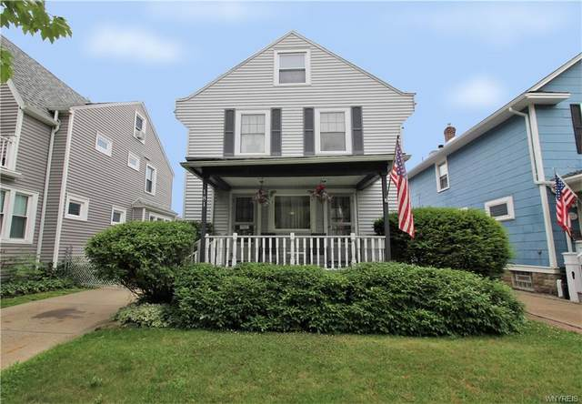 181 Warren Avenue, Tonawanda-Town, NY 14217 (MLS #B1368235) :: Serota Real Estate LLC