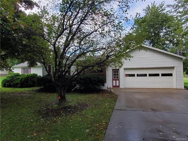 10623 Freeman Road, Shelby, NY 14103 (MLS #B1368418) :: BridgeView Real Estate