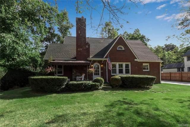 411 Buffalo Street, Collins, NY 14070 (MLS #B1369485) :: Serota Real Estate LLC