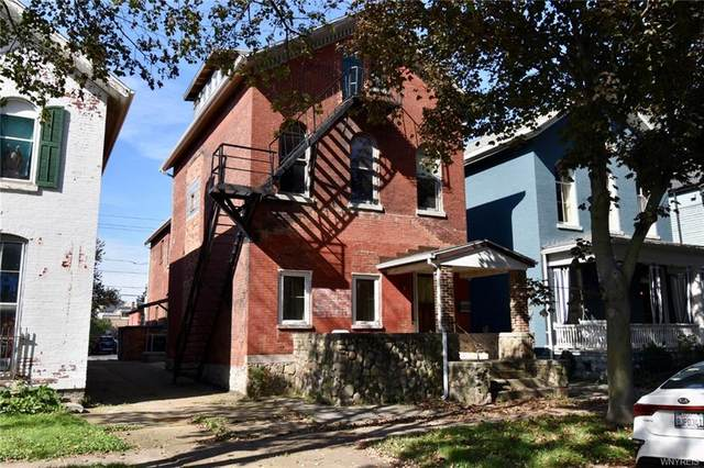 28 N Pearl Street, Buffalo, NY 14202 (MLS #B1369962) :: Serota Real Estate LLC