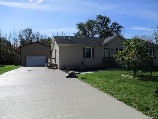 5111 Berg Road, Orchard Park, NY 14218 (MLS #B1372178) :: Serota Real Estate LLC
