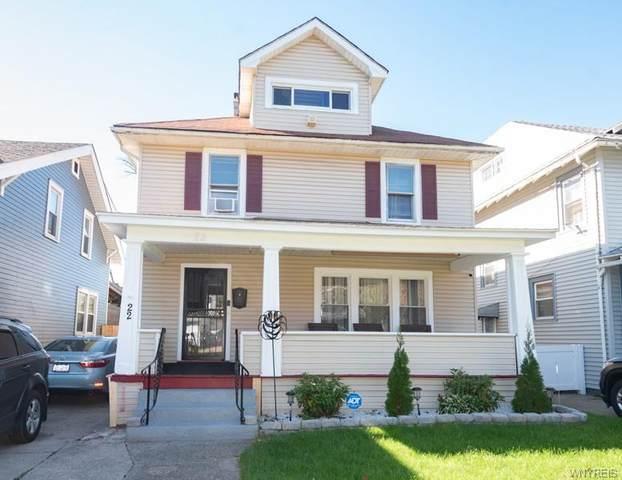 22 Homer Avenue, Buffalo, NY 14216 (MLS #B1373118) :: Serota Real Estate LLC