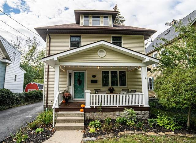 132 N Ellicott Street, Amherst, NY 14221 (MLS #B1373580) :: Serota Real Estate LLC