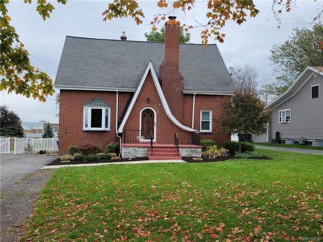 4259 Camp Road, Hamburg, NY 14075 (MLS #B1374229) :: Serota Real Estate LLC