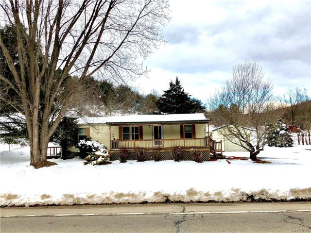 2596 Route 305, Clarksville, NY 14727 (MLS #R1073070) :: The Rich McCarron Team