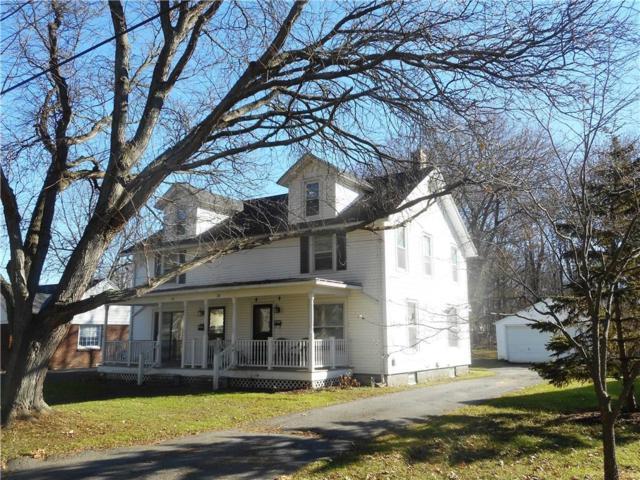 18 Peer Street, Mendon, NY 14472 (MLS #R1084850) :: Robert PiazzaPalotto Sold Team