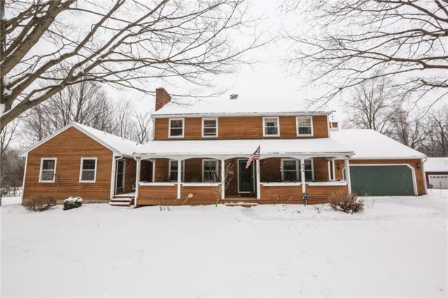 954 Quaker Road, Wheatland, NY 14546 (MLS #R1099172) :: Robert PiazzaPalotto Sold Team