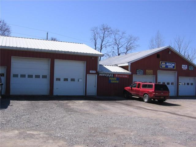 5478 State Route 20A E, Warsaw, NY 14569 (MLS #R1106969) :: The Rich McCarron Team