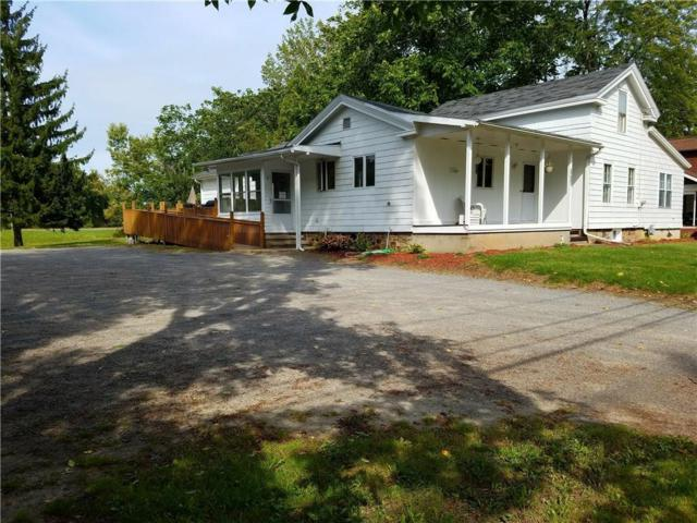 3673 S Main Street, Marion, NY 14505 (MLS #R1109421) :: BridgeView Real Estate Services