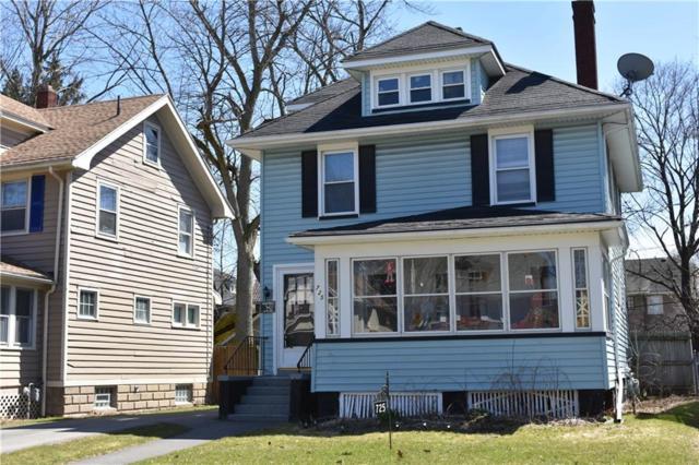 725 Arnett Boulevard, Rochester, NY 14619 (MLS #R1112420) :: Updegraff Group