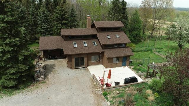 5709 Barber Hill Road, Groveland, NY 14454 (MLS #R1112536) :: BridgeView Real Estate Services