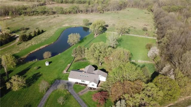 606 Mendon Ionia Road, Mendon, NY 14472 (MLS #R1113826) :: Updegraff Group