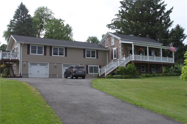 3425 Middle Sodus Road, Lyons, NY 14489 (MLS #R1122084) :: Robert PiazzaPalotto Sold Team