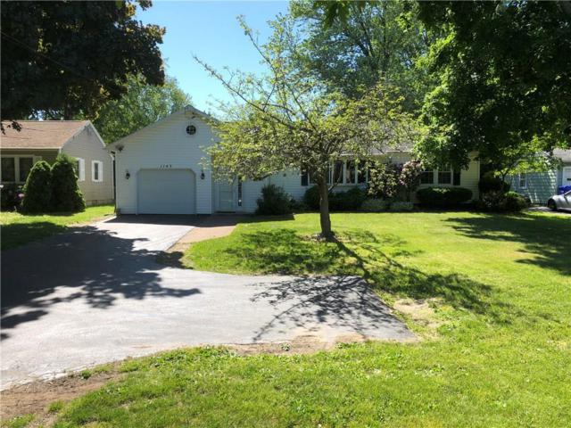 1143 Long Pond Road, Greece, NY 14626 (MLS #R1123076) :: The CJ Lore Team | RE/MAX Hometown Choice