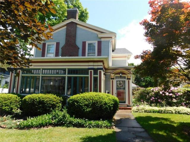 88 Main Street, North Dansville, NY 14437 (MLS #R1123517) :: The CJ Lore Team | RE/MAX Hometown Choice
