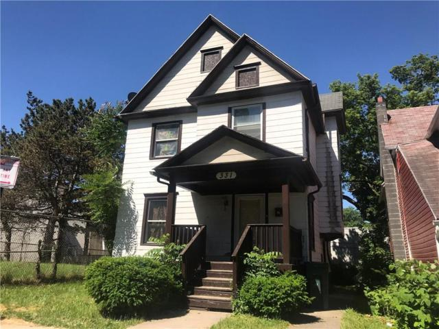 331 Reynolds Street, Rochester, NY 14608 (MLS #R1126252) :: The CJ Lore Team | RE/MAX Hometown Choice