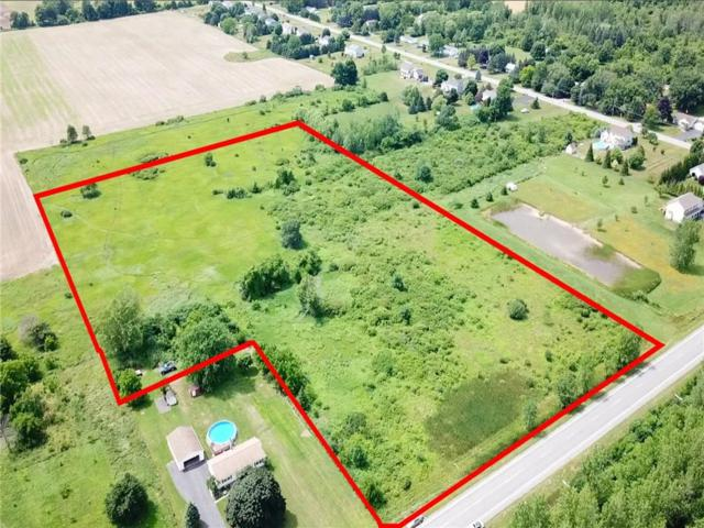 0 Washington St. Street, Ogden, NY 14559 (MLS #R1130251) :: Robert PiazzaPalotto Sold Team