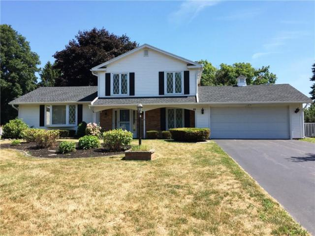 44 Rolling Meadows Way Way Es, Penfield, NY 14526 (MLS #R1134294) :: The CJ Lore Team | RE/MAX Hometown Choice