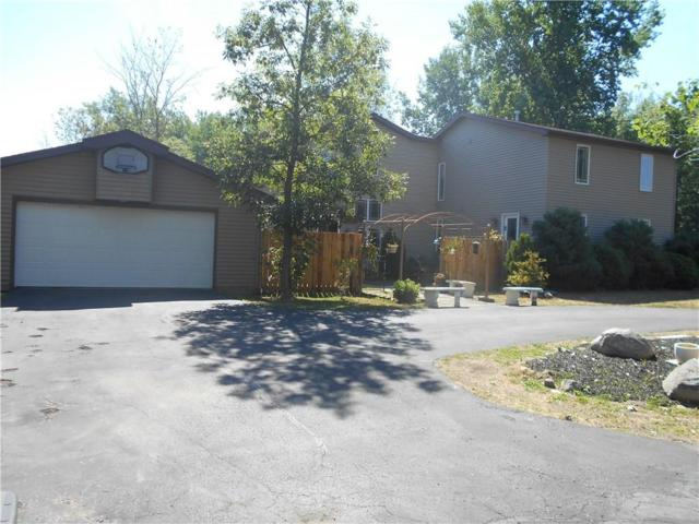 364 Trimmer Road, Parma, NY 14559 (MLS #R1134383) :: The Rich McCarron Team
