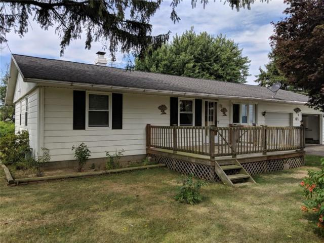 41 Ross Street, Ripley, NY 14775 (MLS #R1141123) :: BridgeView Real Estate Services