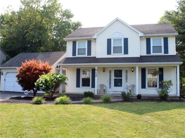 612 Hills Pond Road, Webster, NY 14580 (MLS #R1141768) :: Robert PiazzaPalotto Sold Team
