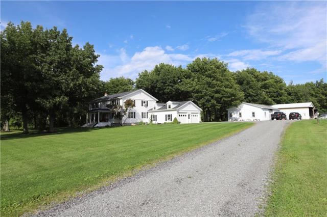4897 Old Bath Road, Barrington, NY 14837 (MLS #R1143512) :: The CJ Lore Team | RE/MAX Hometown Choice