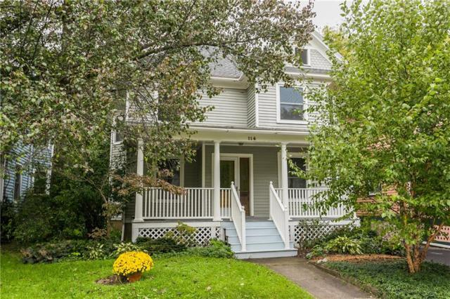 114 Hubbell Street, Canandaigua-City, NY 14424 (MLS #R1148149) :: The Rich McCarron Team