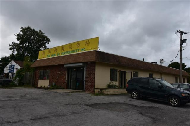 1541 N Clinton Avenue, Rochester, NY 14621 (MLS #R1149237) :: BridgeView Real Estate Services