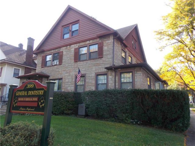 399 Seneca Parkway, Rochester, NY 14613 (MLS #R1152209) :: Robert PiazzaPalotto Sold Team