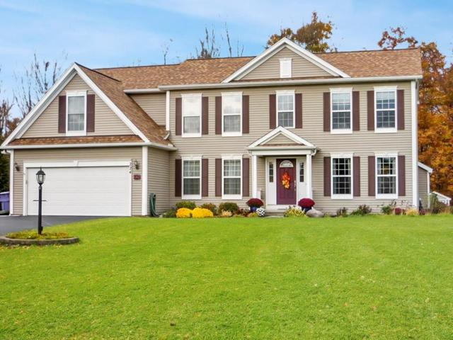 224 Woodsview Drive, Webster, NY 14580 (MLS #R1159759) :: The Rich McCarron Team