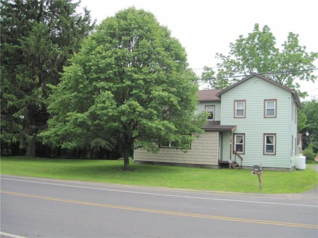 12752 Red Creek Road, Wolcott, NY 14590 (MLS #R1180905) :: The Chip Hodgkins Team