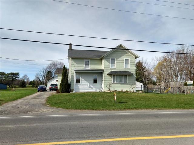 1348 County Road 23 Road, Phelps, NY 14532 (MLS #R1185132) :: Robert PiazzaPalotto Sold Team