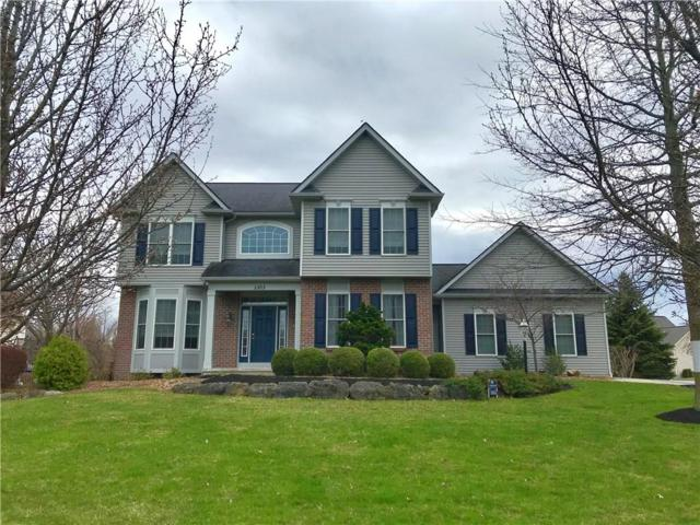 1303 Nature Trail Circle, Webster, NY 14580 (MLS #R1185443) :: Robert PiazzaPalotto Sold Team