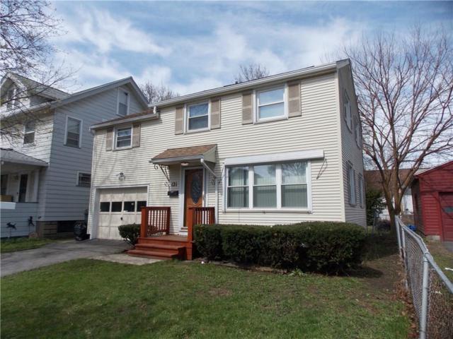 121 Van Bergh Avenue, Rochester, NY 14610 (MLS #R1186374) :: Robert PiazzaPalotto Sold Team