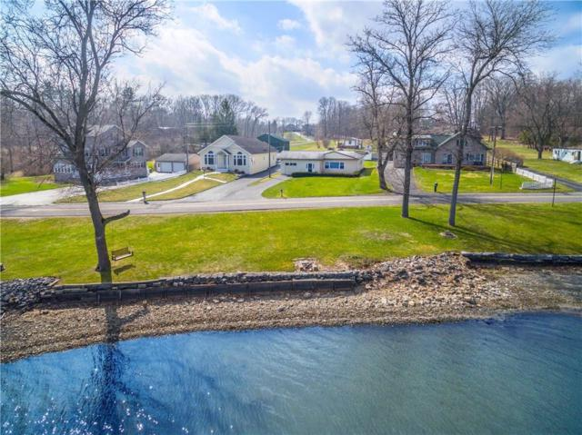 2972 Lower Lake Road, Seneca Falls, NY 13148 (MLS #R1186416) :: Robert PiazzaPalotto Sold Team