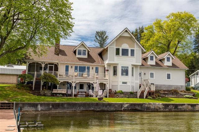 4425 Blue Heron Drive, Geneseo, NY 14454 (MLS #R1188988) :: Robert PiazzaPalotto Sold Team