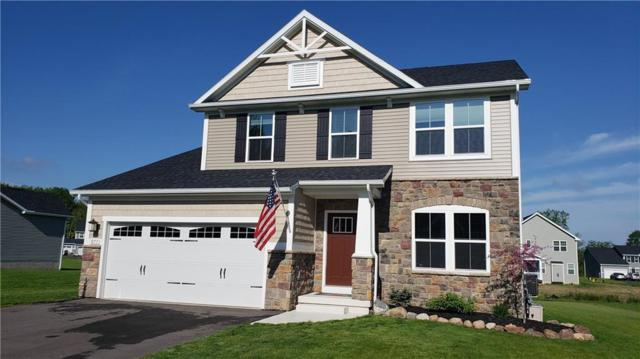 877 Bannerwood Drive, Webster, NY 14519 (MLS #R1191483) :: Robert PiazzaPalotto Sold Team