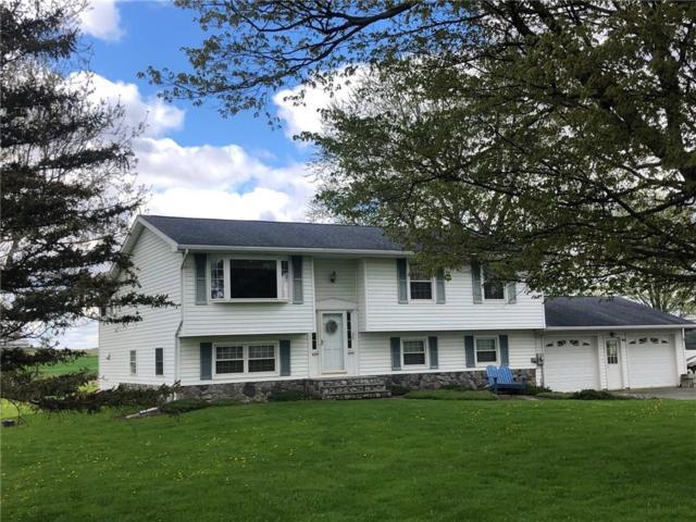 554 Bostwick Road, Junius, NY 14532 (MLS #R1192559) :: The Glenn Advantage Team at Howard Hanna Real Estate Services