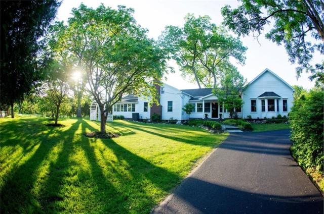 355 Taylor Road, Mendon, NY 14472 (MLS #R1203045) :: The Glenn Advantage Team at Howard Hanna Real Estate Services
