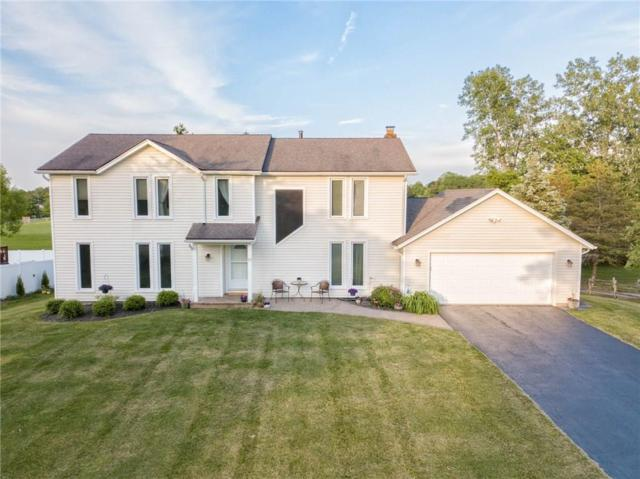 10 Copper Woods, Pittsford, NY 14534 (MLS #R1203553) :: The Glenn Advantage Team at Howard Hanna Real Estate Services