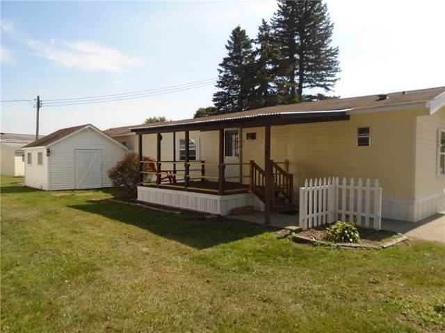 749 Pine Knoll Trailer Park, Hornellsville, NY 14807 (MLS #R1224761) :: The CJ Lore Team | RE/MAX Hometown Choice
