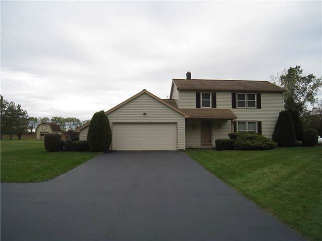 30 Bunny Run, Ogden, NY 14428 (MLS #R1231945) :: Robert PiazzaPalotto Sold Team