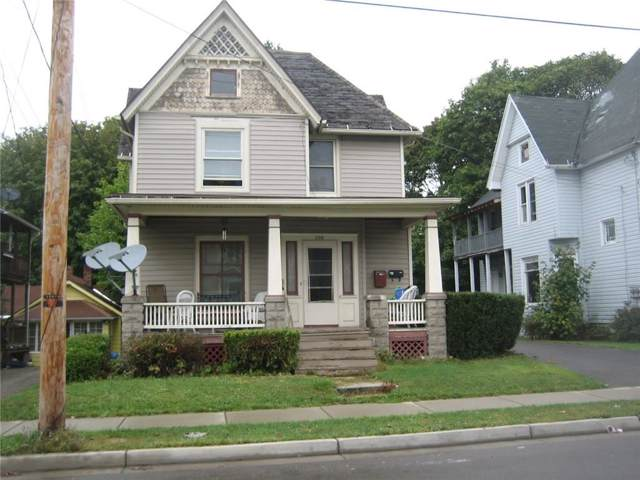 508 Newland Avenue, Jamestown, NY 14701 (MLS #R1232627) :: Robert PiazzaPalotto Sold Team