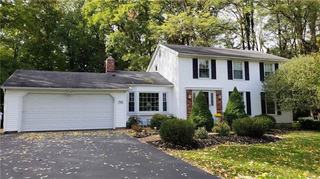 713 Finchingfield Lane, Webster, NY 14580 (MLS #R1232948) :: The Rich McCarron Team