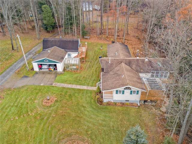 8843 Russell Road, Rushford, NY 14777 (MLS #R1236344) :: The CJ Lore Team | RE/MAX Hometown Choice