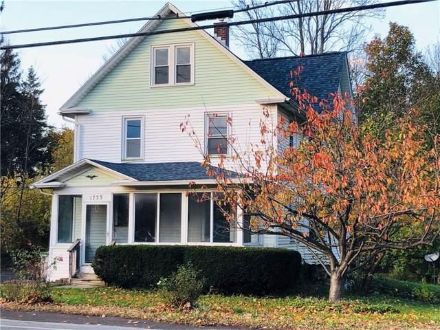 1753 Ridge Road, Ontario, NY 14519 (MLS #R1236387) :: BridgeView Real Estate Services