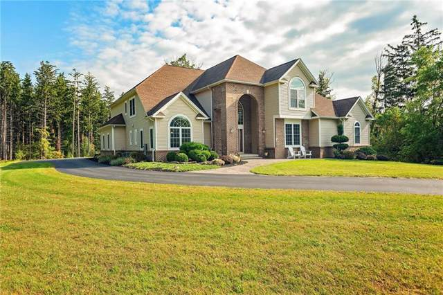 5465 Horseshoe Lake Road, Stafford, NY 14020 (MLS #R1236408) :: Lore Real Estate Services