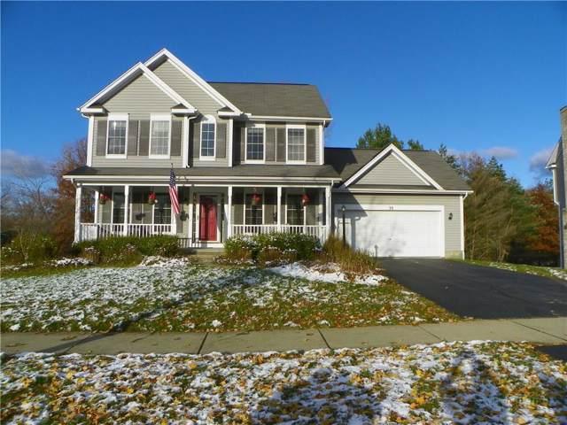 33 Brigham Circle, Mendon, NY 14472 (MLS #R1236786) :: The CJ Lore Team | RE/MAX Hometown Choice