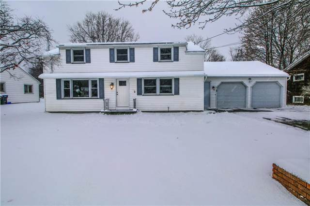 35 Edward Lane, Parma, NY 14559 (MLS #R1240509) :: Robert PiazzaPalotto Sold Team